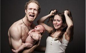 padres primerizos