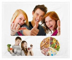 alimentacion sana para adolescentes
