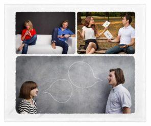falta de comunicación en la pareja