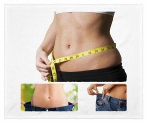 eliminar la grasa del abdomen