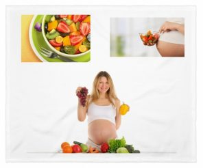 dieta equilibrada para embarazadas